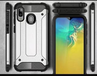Forro Antigolpe A10 A20 A30 Xiaom Redmi Note 7 Tienda Fisica