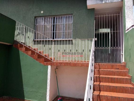 Casa Residencial À Venda, Cidade Dutra, São Paulo. - Ca2644