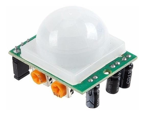 6 X Hc-sr501 Sensor De Presença Pir - 0055