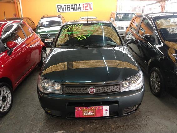 Siena Fire 1.0 8v 4p Flex 2009 Completo