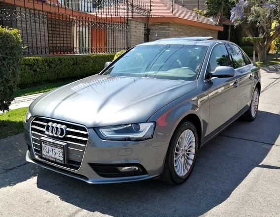 Audi A4 2013 Luxury 2.0 Turbo Factura Original Línea Nueva