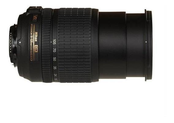 Lente Nikon 18-105mm F/3.5-5.6g Dx Af-s Vr Garantia 1ano Nfe
