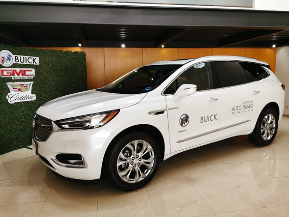 Buick Enclave 3.6 Paq D At Demo