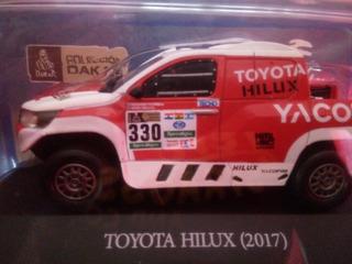 Toyota Hilux 2017 Yacopini Dakar Escala