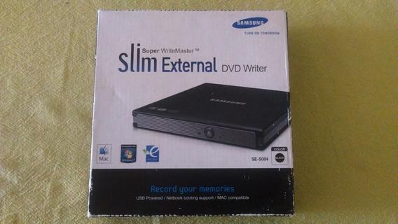 Quemadora Dvd Samsung Slim Write Master