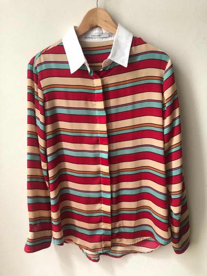 Camisa Colores Maria Cher