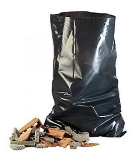 100 Bolsas Reforzadas Para Escombros, Arena, Aserrin