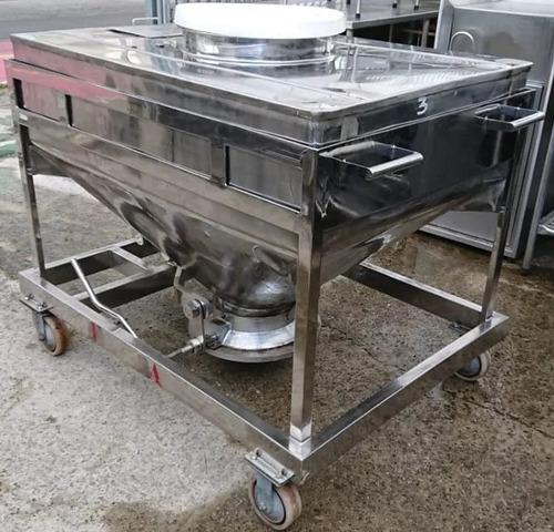 Tanque Container Inox