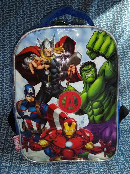 Mochila Infantil Marvel Avengers .