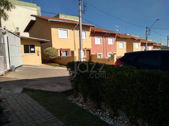 Casa Residencial À Venda, Jardim Novo Campos Elíseos, Campinas. - Ca4110
