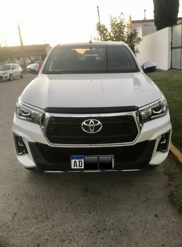 Toyota Hilux Srx 4x4 Ln Mt 2019