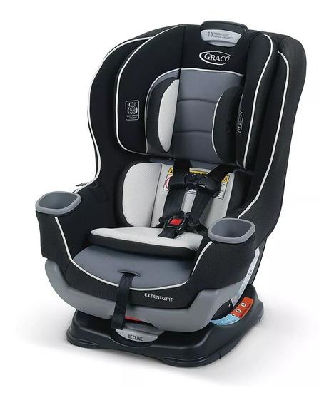 Cadeirinha Carro Graco 4ever Cadeira C/ Isofix