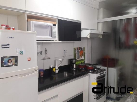 Apartamento Em Carapicuíba No Condomínio Reserva Nativa - 3610