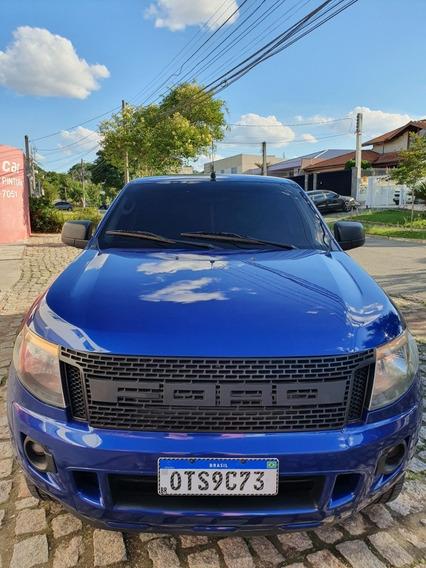 Ford Ranger 3.2 Xls Cab. Dupla 4x4 Aut. 4p 2014