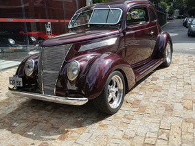 Ford Coupe 1937 Hot Rod V8 302 Muscle Car Mustang Camaro