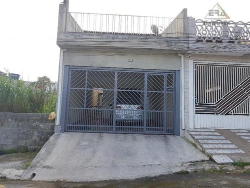 Imagem 1 de 1 de Sobrado Residencial À Venda, Centro Residencial, Arujá - So0217. - So0217