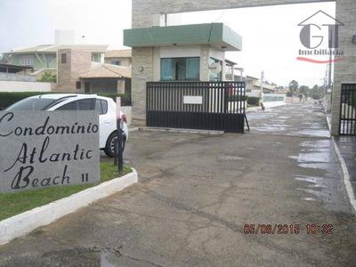 Otima Casa Com 4/4 No Atlantic Beach 2 - Ca0306