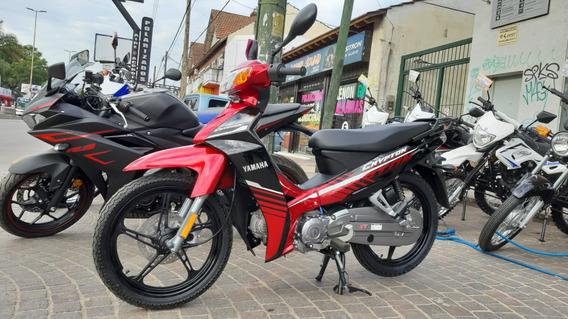 Yamaha Crypton 110 Full 0km Mejoramos El Precio Contado