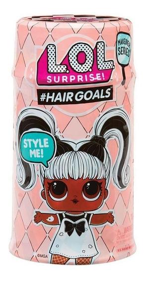 Boneca Lol - Hairgoals - 15 Surpresas