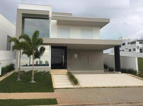 Casa À Venda, 410 M² Por R$ 2.500.000,00 - Alphaville Nova Esplanada I - Votorantim/sp - Ca2064