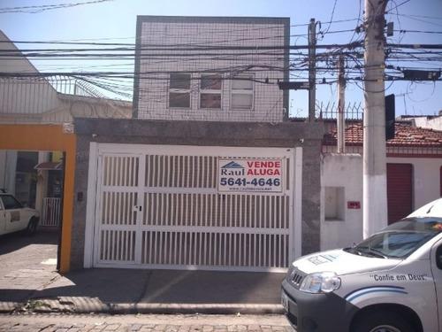 Imagem 1 de 15 de Locação/venda Prédio - Chácara Santo Antônio, São Paulo-sp - Rr110