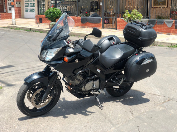 Suzuki Vstrom 650dl - Negra