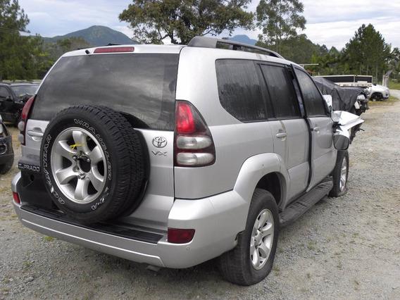 Toyota Prado Peças Originais 2008/2009