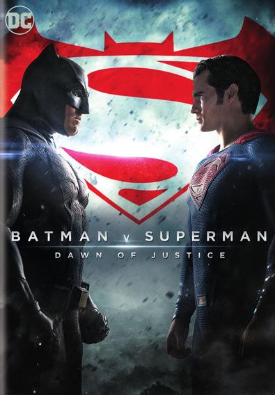 Dvd Batman V Superman: Dawn Of Justice