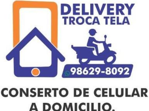 Imagem 1 de 5 de Delivery Troca De Tela Touch Frontal A Domicílio 24hs