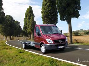 Mercedes Benz Sprinter 415 Chasis 3665 Aire Acondicionado