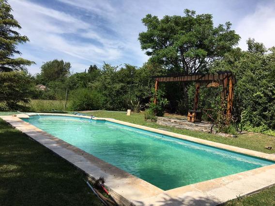 Se Vende Casa Quinta Frente Al Lago San Roque