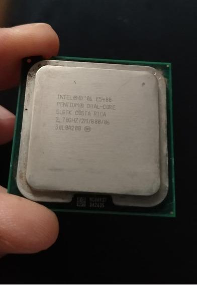 Processador Pentium Dual-core 2.70 Ghz E5400