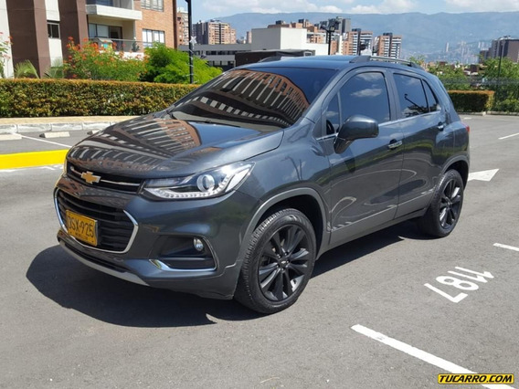 Chevrolet Tracker Ltz 4x4 At 1.8 Tp