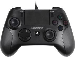 Controle Gamer Warrior Ps4 Js083 Multilaser