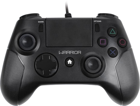 Controle Gamer Warrior Ps4 Js083 Multilaser