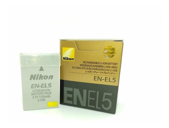 Bateria Original Nikon En-el5 P500 P510 P520 P80 P90 P530