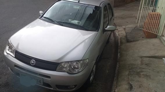Fiat Palio 2004 1.8 Hlx Flex 5p