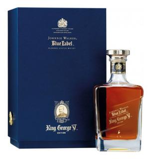 Whisky Jwalker King Geo. V Bluel750ml43%