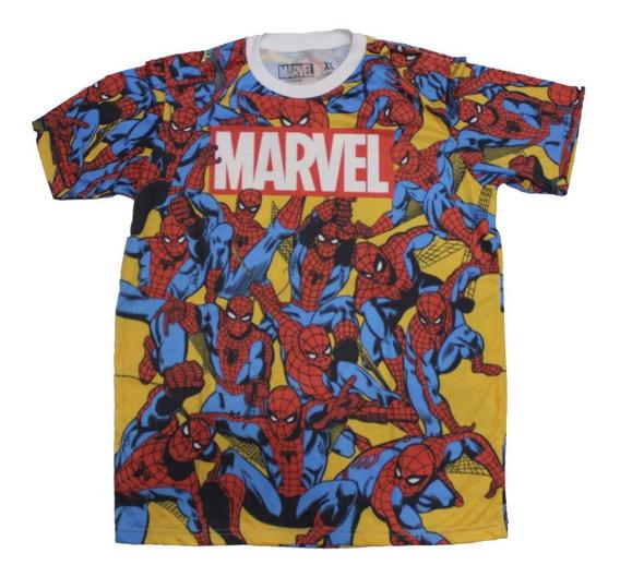 Remera Marvel Original Spiderman I 0062