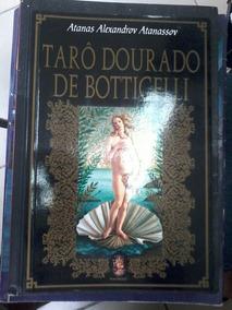 Livro O Tarô Dourado De Boticelli