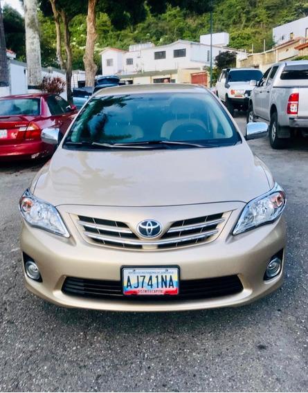 Toyoto Corolla 2013 Importado Cánada Le