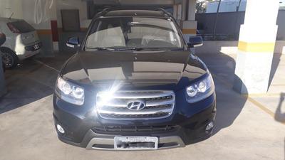 Hyundai Santa Fe 3.5 5l 4wd Aut. 5p Modelo 2012 Top De Linha
