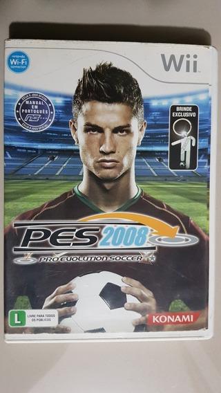Pes 2008 - Nintendo Wii