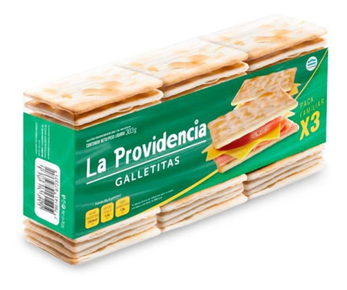 Galletitas La Providencia 303 Gr