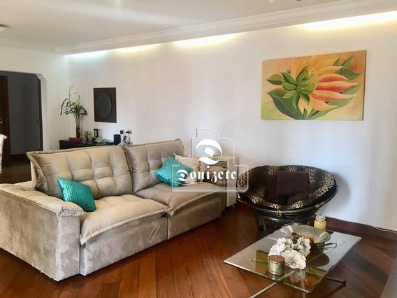 Apartamento À Venda, 183 M² Por R$ 829.000,00 - Jardim Bela Vista - Santo André/sp - Ap2757