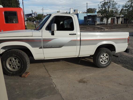 Franja Calcomania Lateral Chevrolet D20 Deluxe Turbo Plus Lg