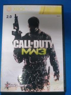 Call Of Duty Mw3 Xbox 360 Lt2.0 Fisico