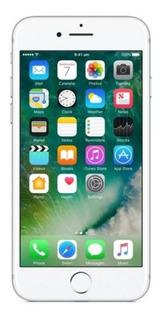 Celular iPhone 7 128gb Prateado Usado Seminovo Excelente