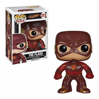 Funko Pop! Dc - The Flash 213 Original