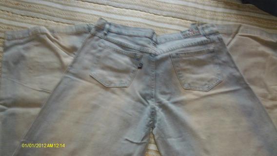 Calça Jeans Pantalona Tam 46